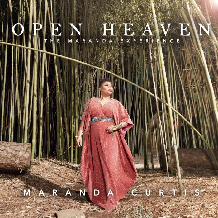 Open Heaven – The Maranda Curtis Experience album cover