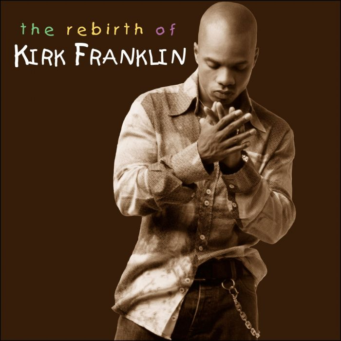 The Rebirth Of Kirk Franklin album cover