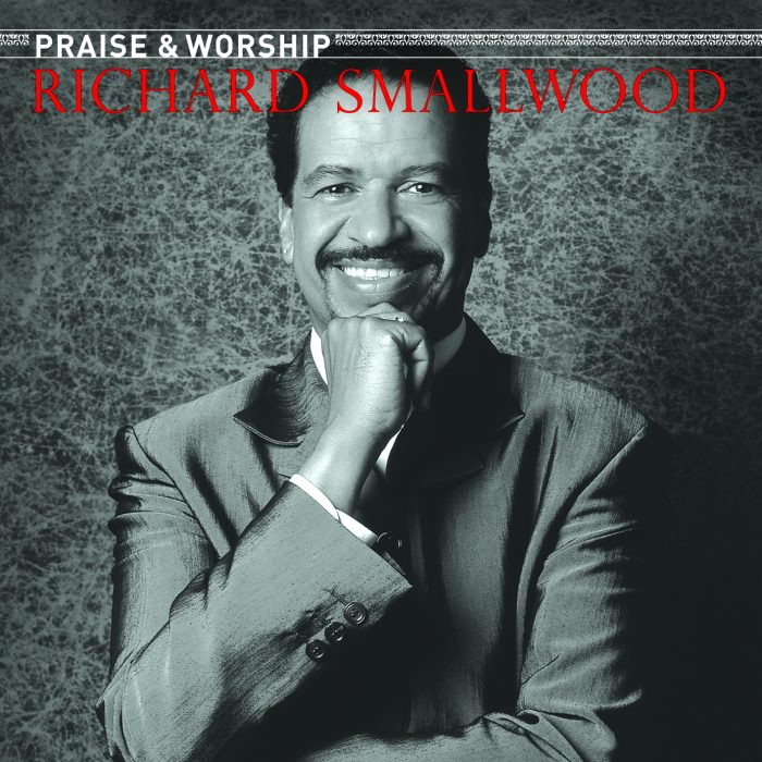 Praise And Worship Songs Of Richard Smallwood album cover