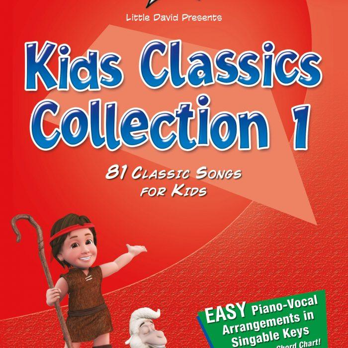 Kids Classics Collection 1 album cover