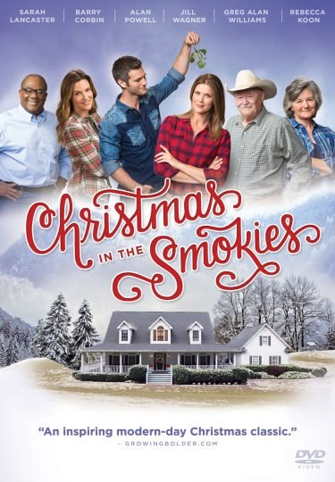 Christmas In The Smokies album cover