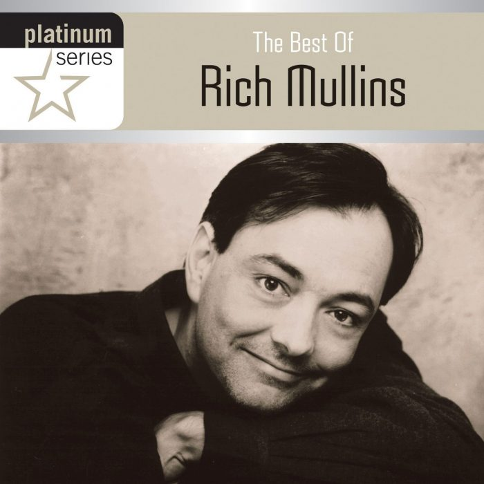 Platinum Series: Best Of Rich Mullins album cover