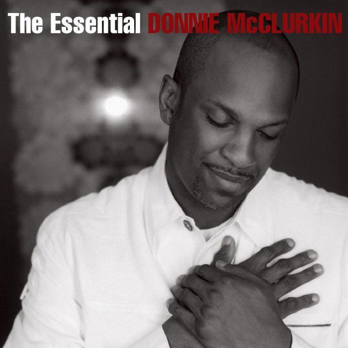 The Essential Donnie McClurkin album cover
