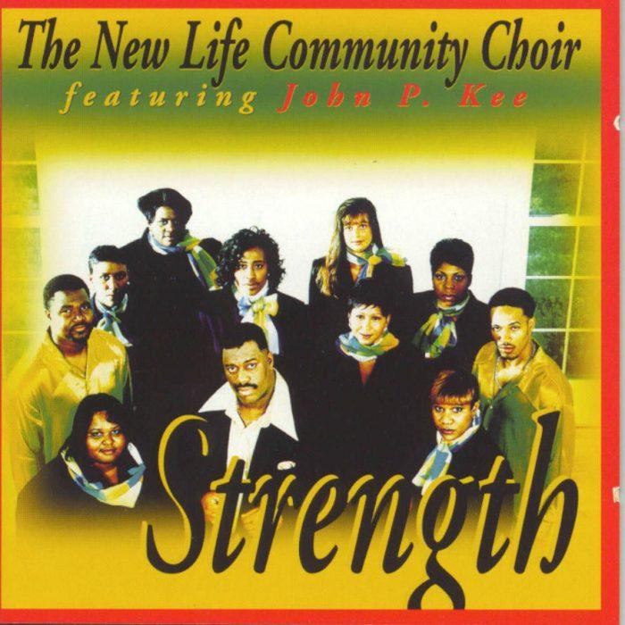 Strength album cover
