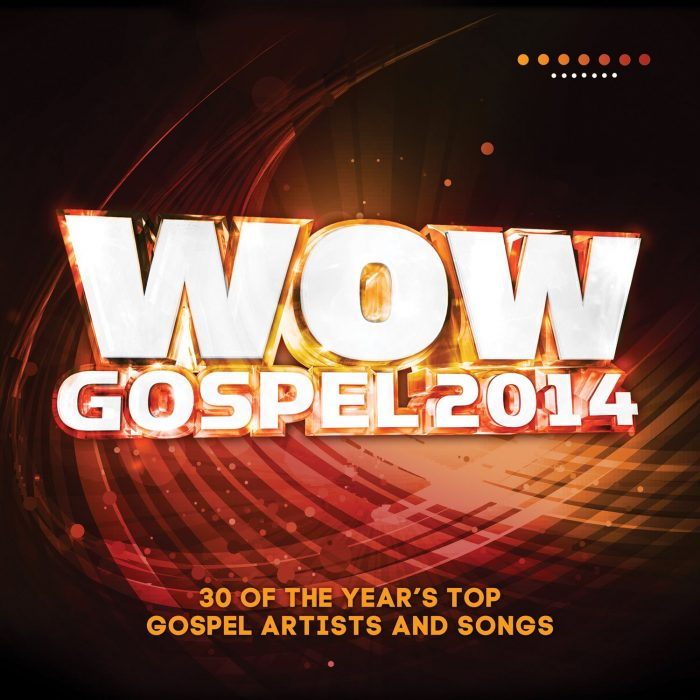 WoW Gospel 2014 album cover