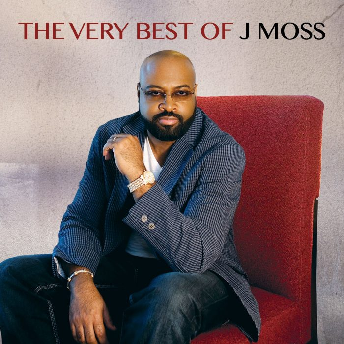The Very Best Of J. Moss album cover