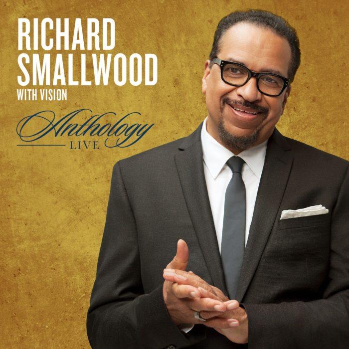 Anthology Live album cover