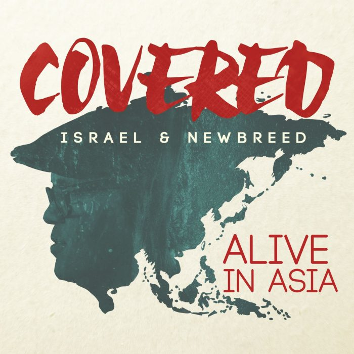 Covered: Alive In Asia album cover
