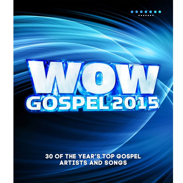 WoW Gospel 2015 album cover