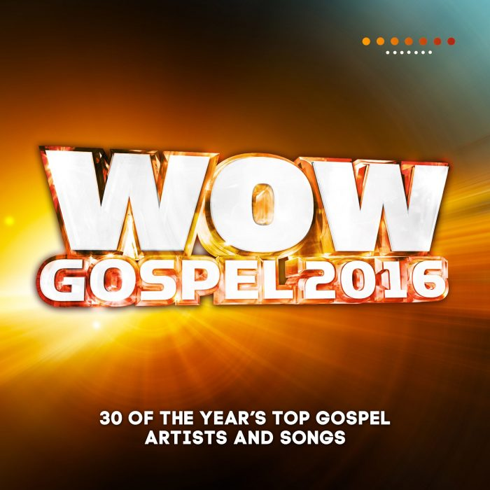 WoW Gospel 2016 album cover