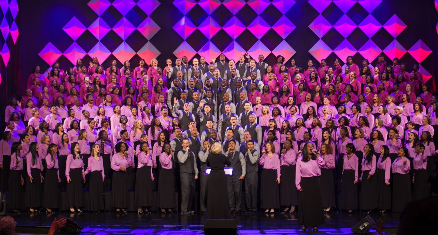 Brooklyn Tabernacle Choir picture