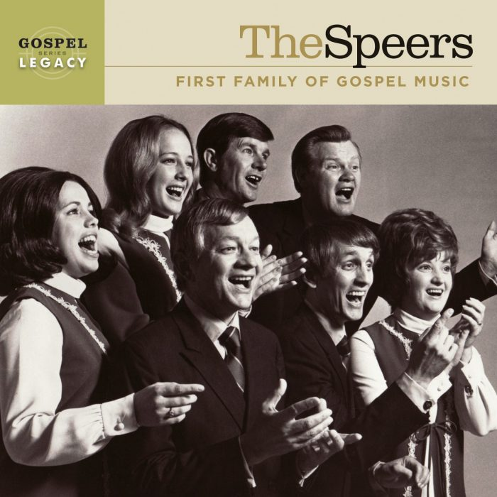The Speers: First Family Of Gospel Music album cover
