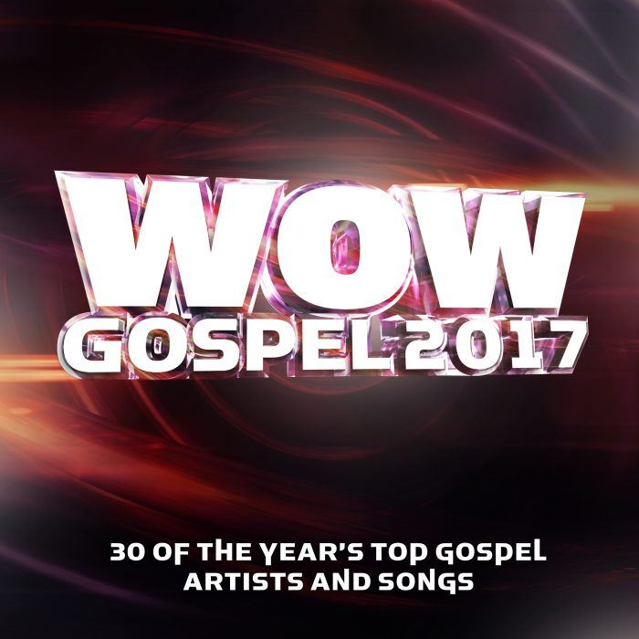 WOW Gospel 2017 album cover
