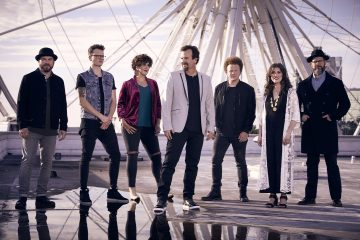 GRAMMY-AWARD WINNING, MULTI-PLATINUM SELLING CASTING CROWNS CELEBRATES 14TH NO. 1 RADIO SINGLE thumbnail