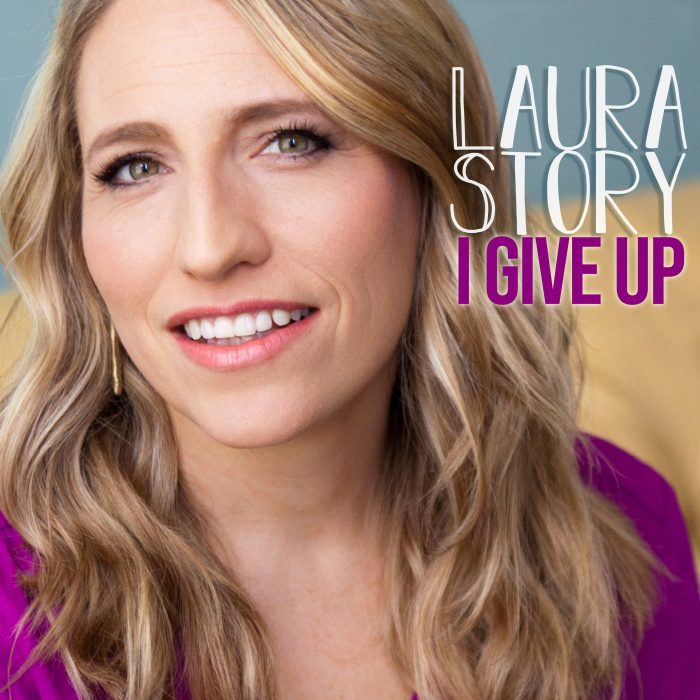 I Give Up (EP) album cover