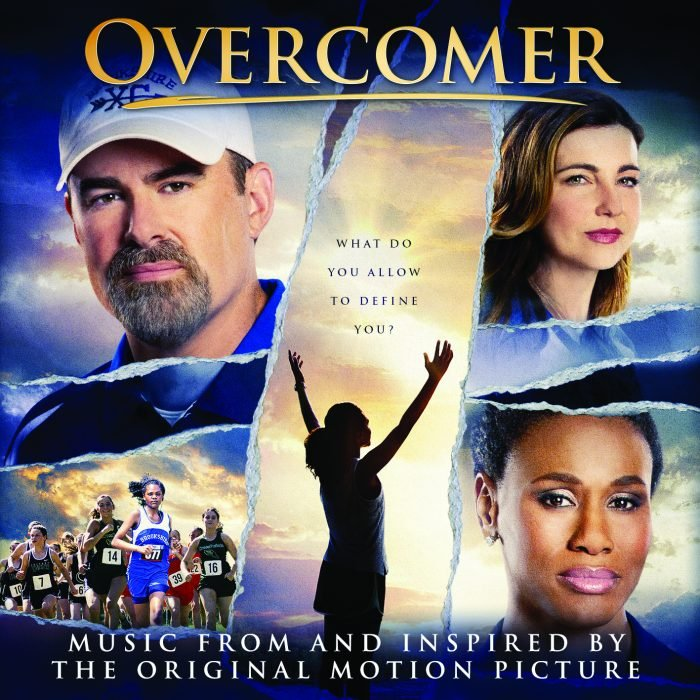 Overcomer: Music From & Inspired by The Original Motion Picture album cover