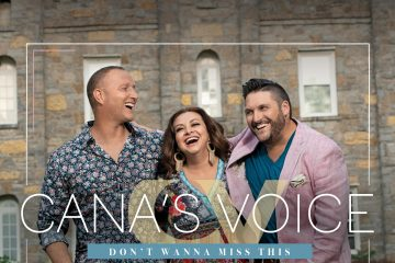 Cana's Voice Releases Sophomore Project: Don't Wanna Miss This thumbnail