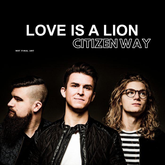 Love Is A Lion album cover