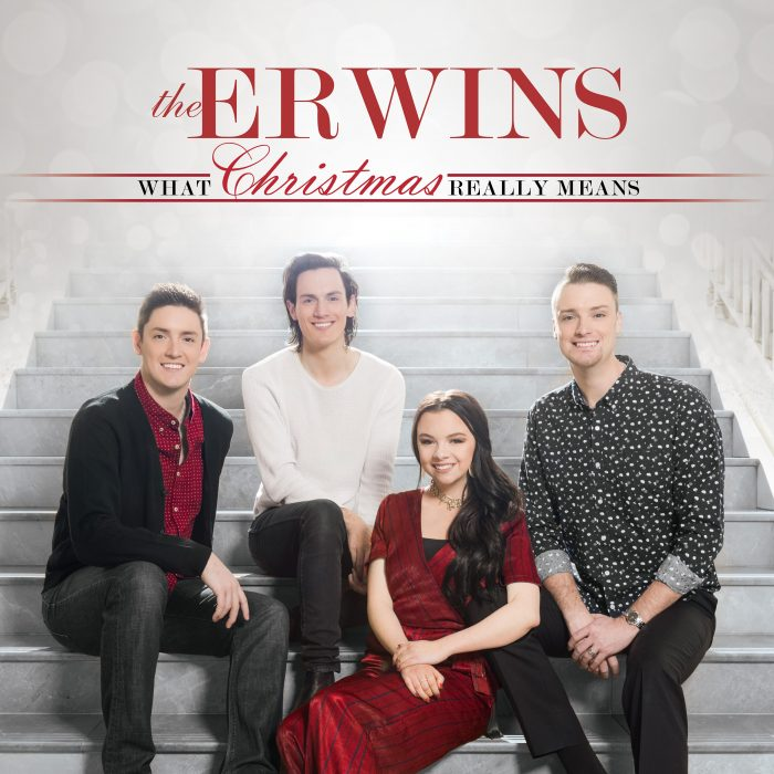 What Christmas Really Means album cover