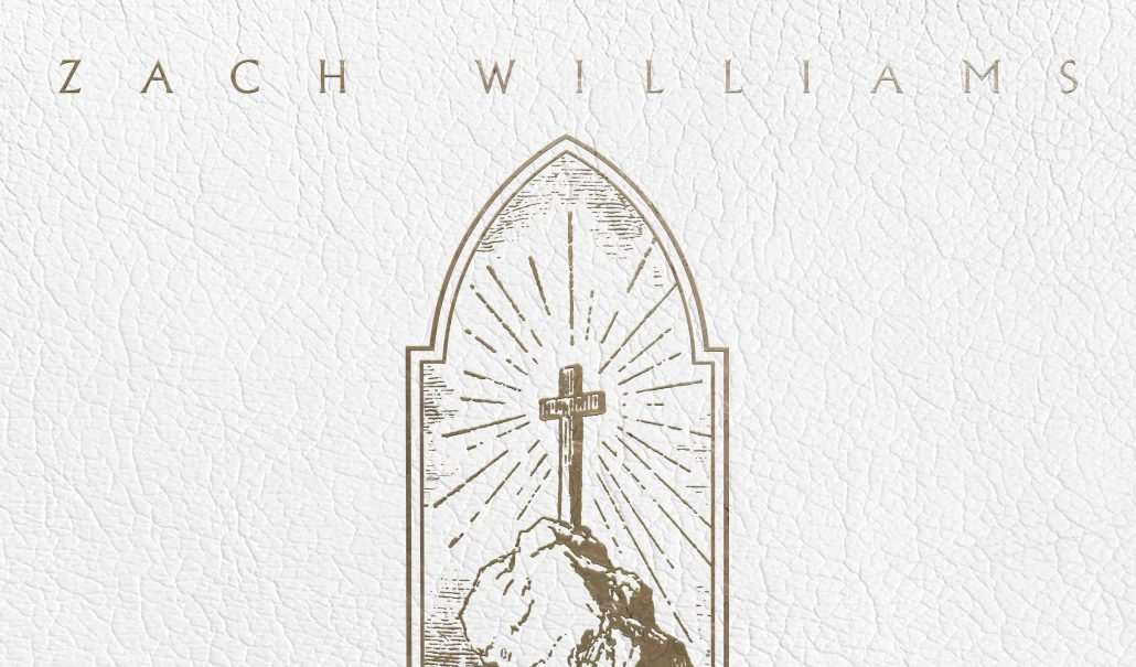 ZACH WILLIAMS' LONG-AWAITED ALBUM, RESCUE STORY, OUT NOW thumbnail