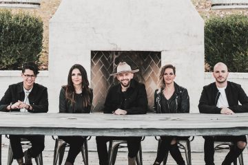 """POP-ACOUSTIC WORSHIP BAND, I AM THEY, CONTINUES TO CLIMB THE CHARTS WITH THEIR LATEST SINGLE, """"SCARS""""; thumbnail"""