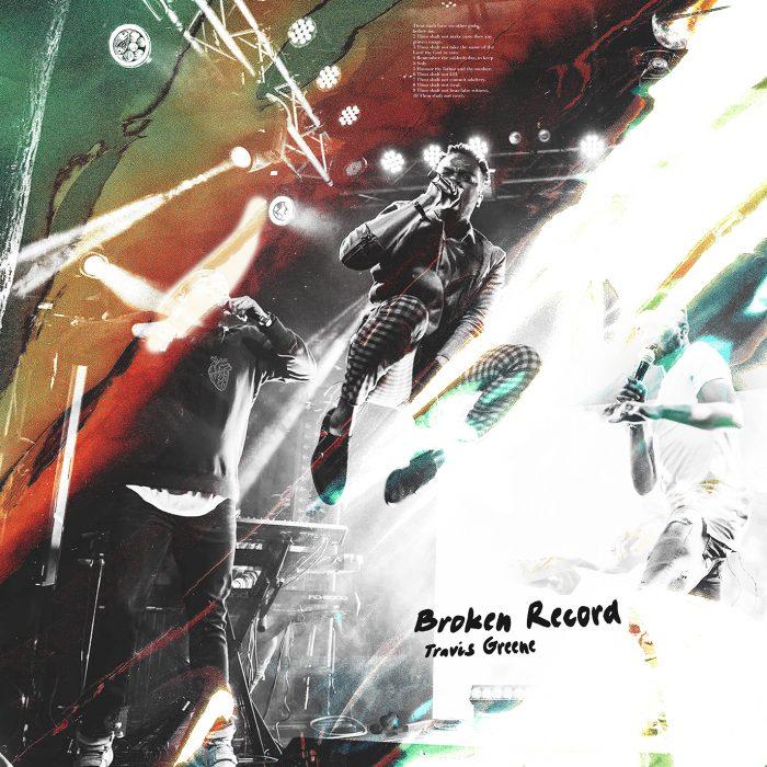 Broken Record album cover