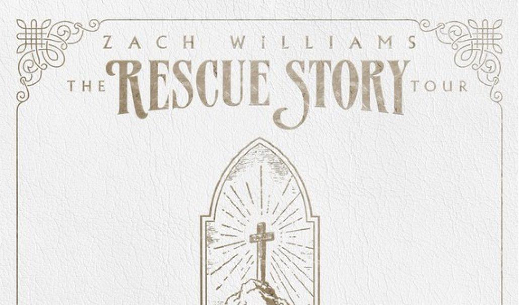 GRAMMY®-AWARD WINNING ZACH WILLIAMS ANNOUNCES HEADLINING TOUR; thumbnail