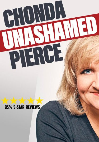 Unashamed DVD cover