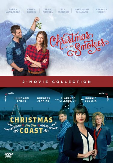 Christmas In The Smokies/Christmas On The Coast DVD 2-Pack DVD cover