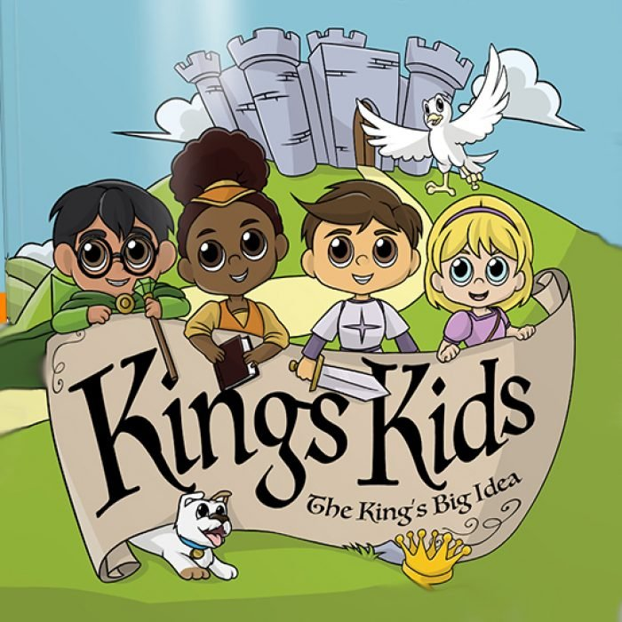 The King's Big Idea album cover