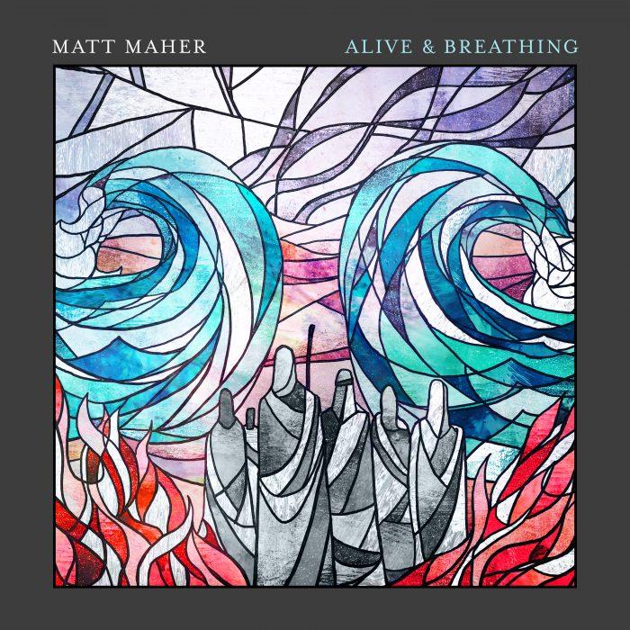 Alive & Breathing album cover