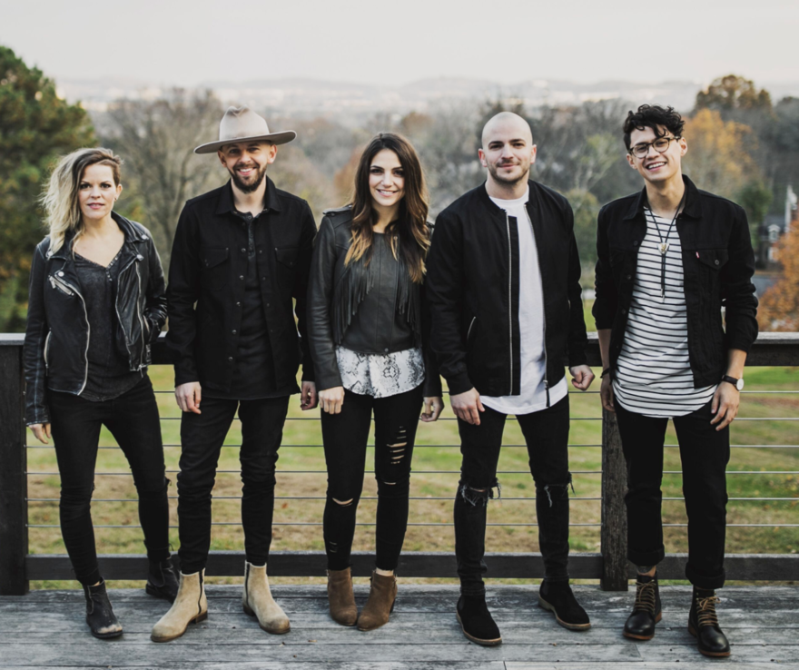 POP-ACOUSTIC WORSHIP BAND I AM THEY TO EMBARK ON HEADLINING TOUR IN SPRING 2020; thumbnail