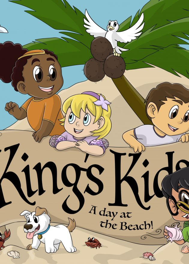 King's Kids – A Day At The Beach