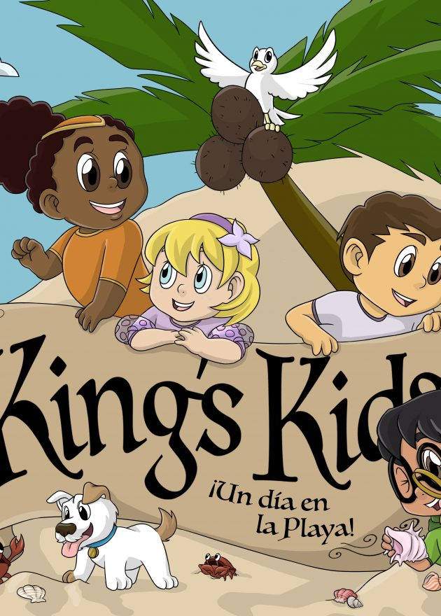 Kings Kids – ¡Un Dia en la Playa!