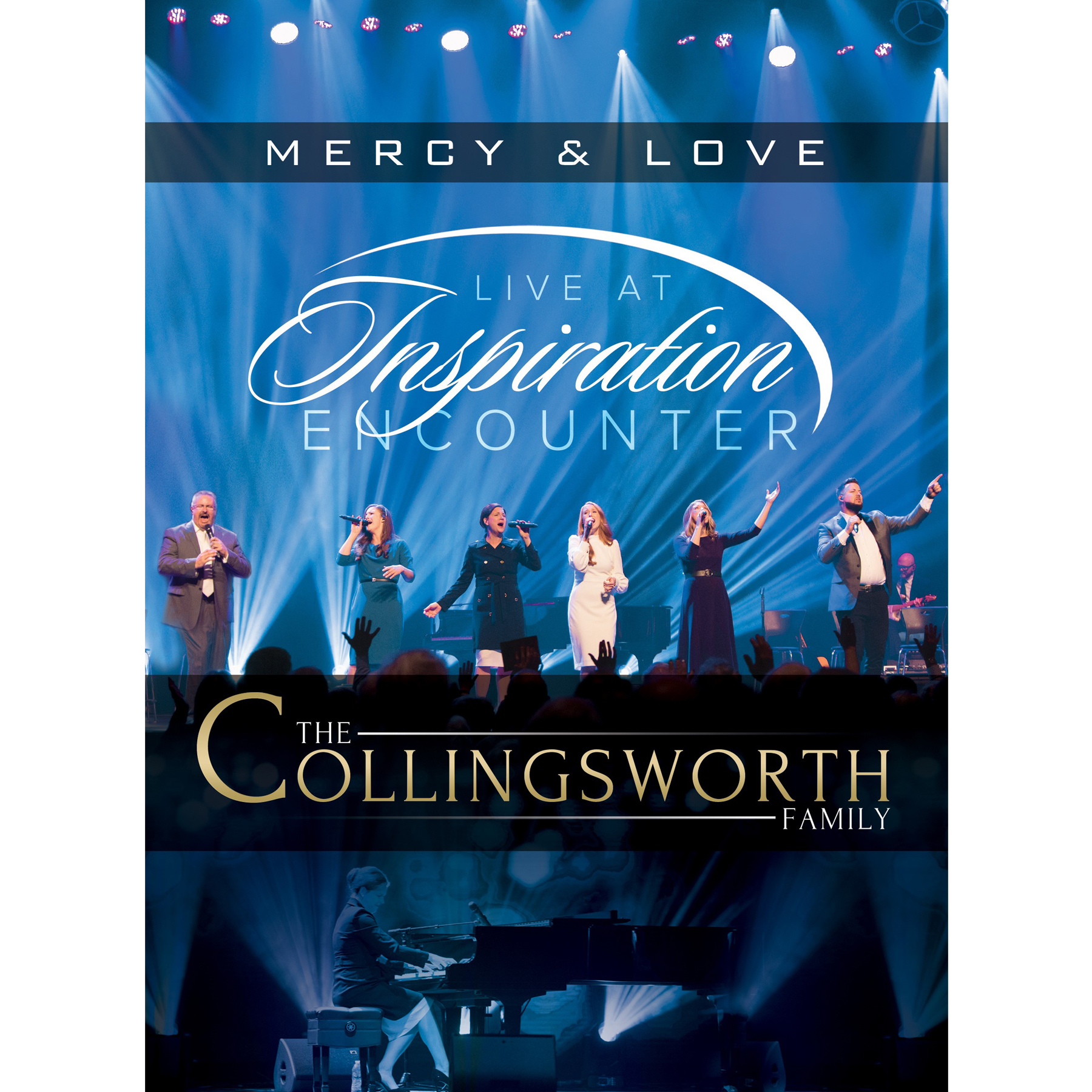 The Collingsworth Family Releases Highly Anticipated Live Concert DVD thumbnail