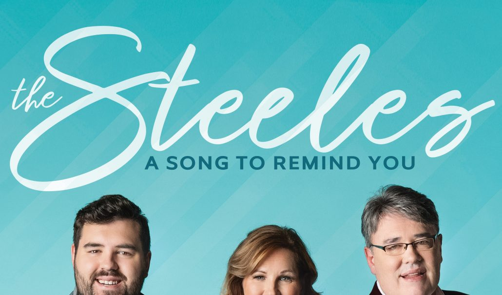Multi-Talented Family Group, The Steeles, Release A Song to Remind You thumbnail