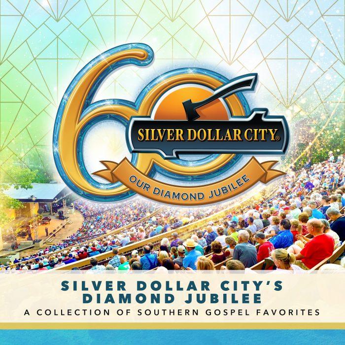 Silver Dollar City's Diamond Jubilee album cover