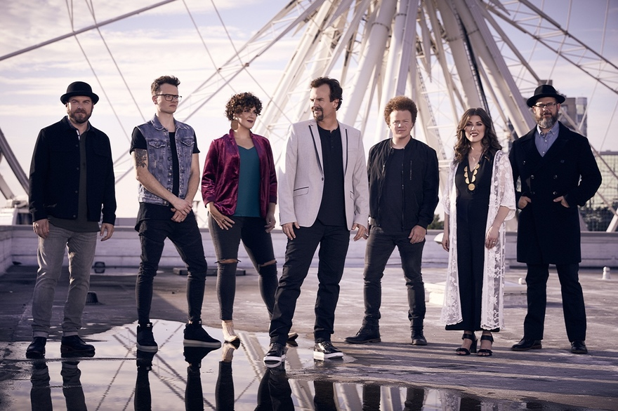 CASTING CROWNS CELEBRATES MONUMENTAL 2019 AS THEY LAUNCH INTO THEIR 2020 TOURING SEASON THIS WEEK; Group Is Most Ranked, Highest-Grossing Christian Touring Artist thumbnail