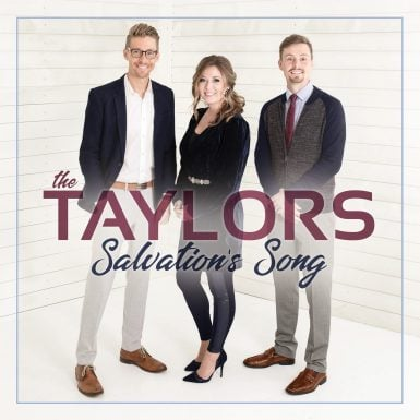 Salvation's Song album cover