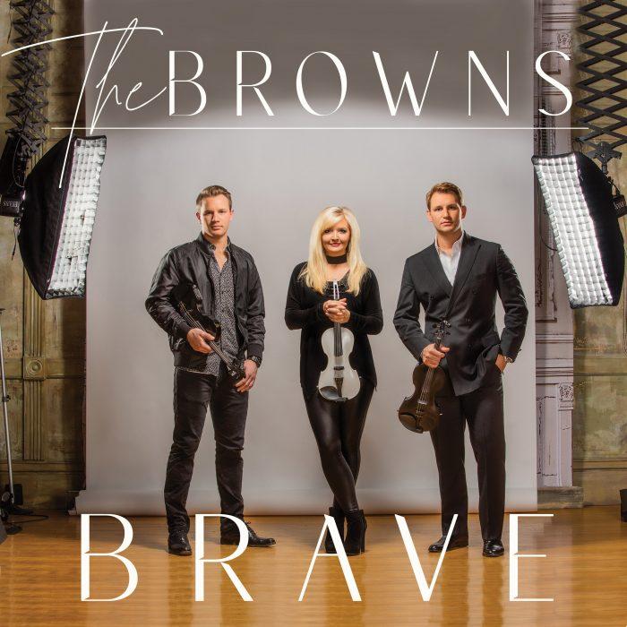 Brave album cover