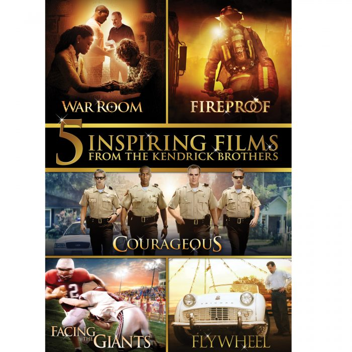 5 Inspiring Films From The Kendrick Brothers album cover