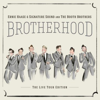 Brotherhood album cover