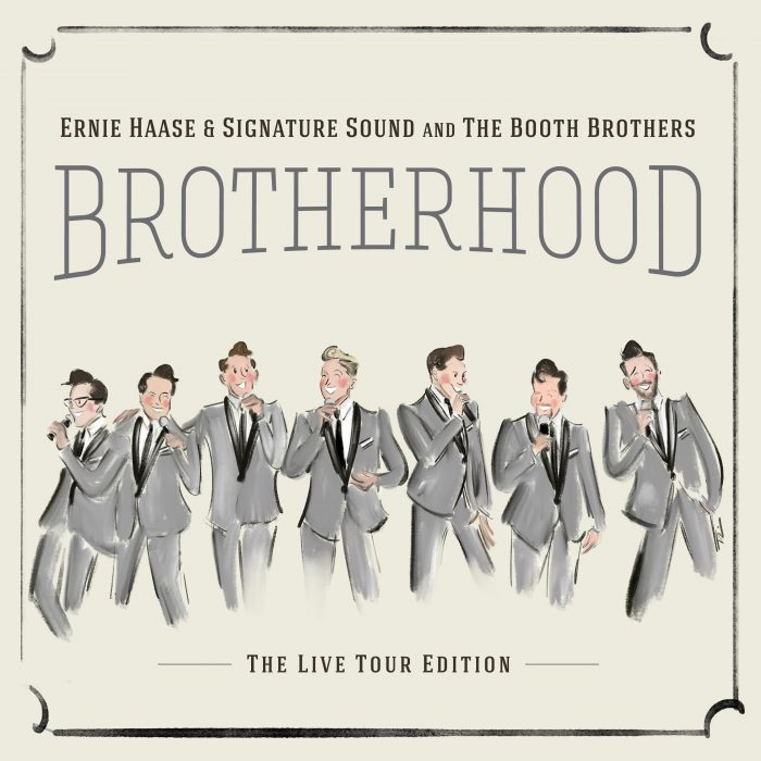 Brotherhood album cover