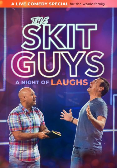 The Skit Guys: Night Of Laughs DVD cover