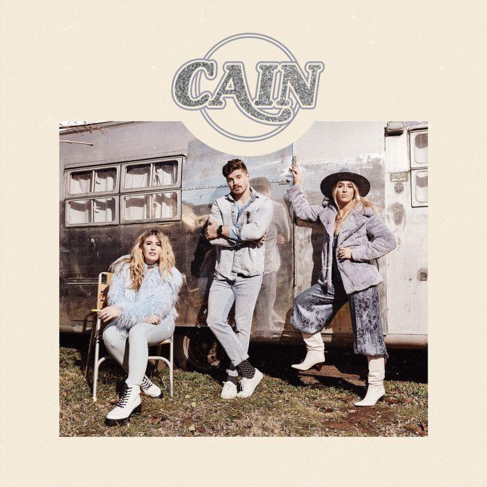 CAIN album cover