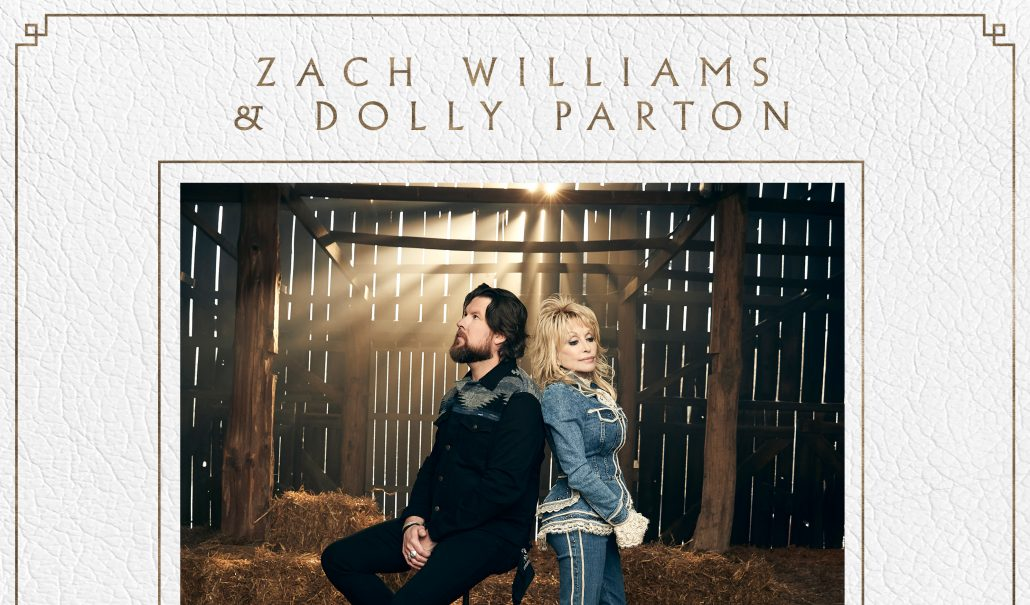 "ZACH WILLIAMS AND DOLLY PARTON WIN GOLD AT THE GRAMMYS WITH THEIR DUET ""THERE WAS JESUS"" thumbnail"