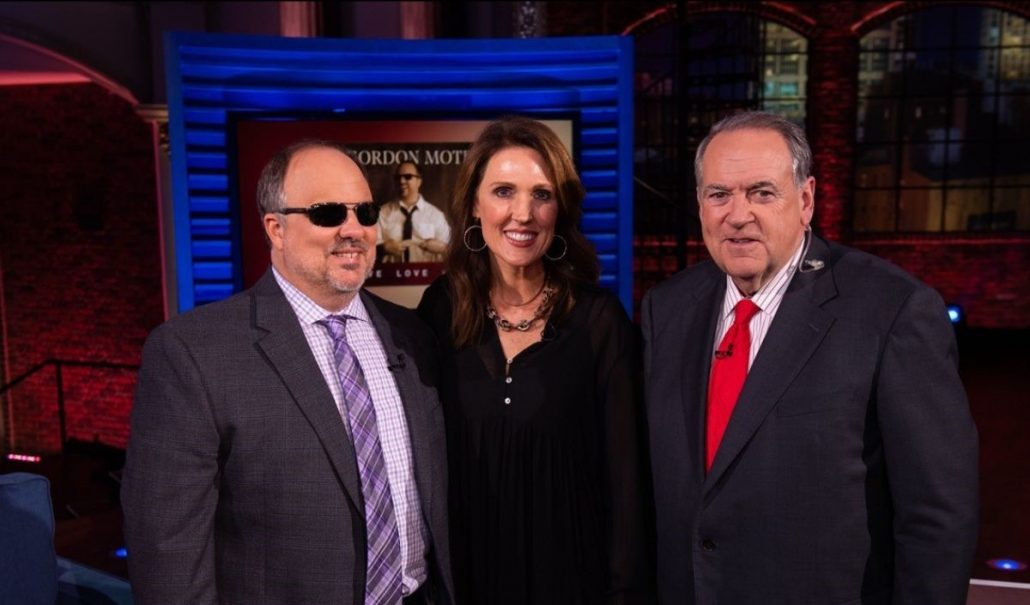 GORDON & KIMBERLY MOTE SHARE THEIR LIFE STORIES ON TBN'S HUCKABEE thumbnail