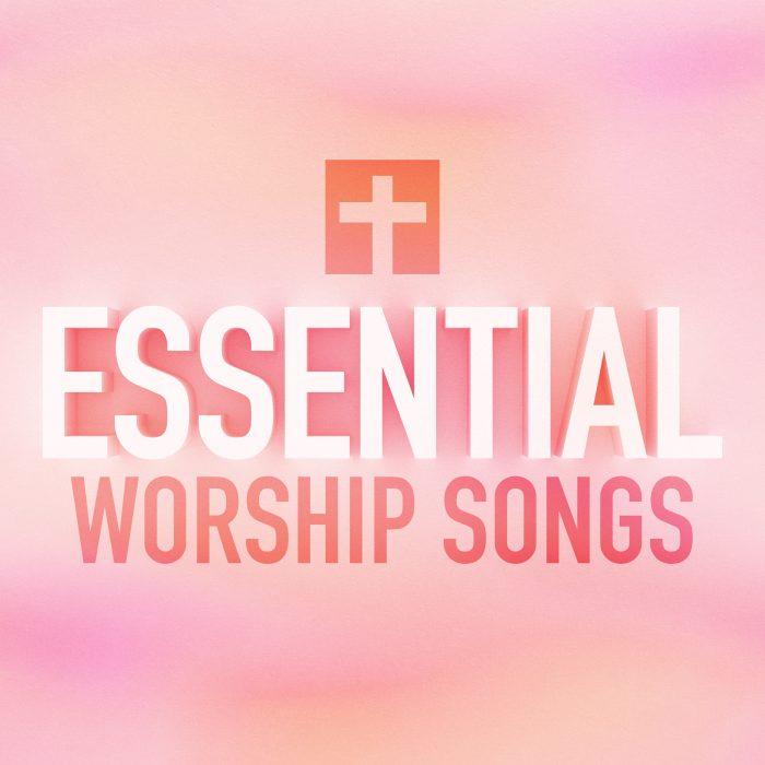 Essential Worship Songs album cover