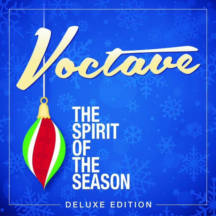 The Spirit of The Season (Deluxe Edition) album cover