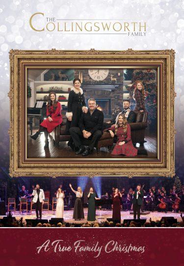 A True Family Christmas album cover